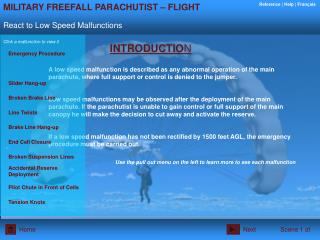 MILITARY FREEFALL PARACHUTIST – FLIGHT