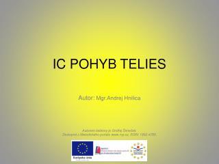 IC POHYB TELIES