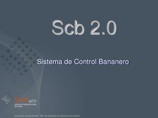 Scb 2.0