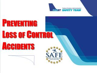 Preventing Loss of Control Accidents