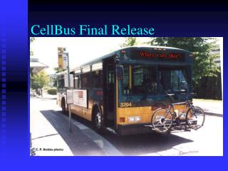 CellBus Final Release