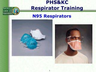 PHSKC  Respirator Training