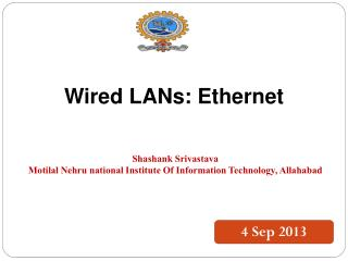 Wired LANs: Ethernet