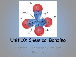 Unit  10:  Chemical Bonding