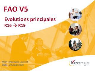 FAO V5