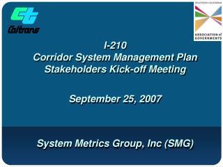 Corridor System Management