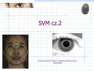 SVM cz.2