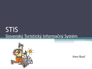 STIS Slovenský Turistický Informačný Systém