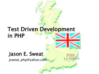 Test Driven Development in PHP