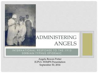 Administering  Angels
