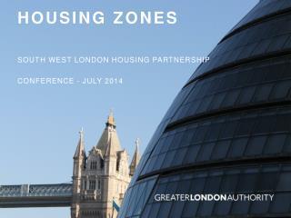 Housing zones