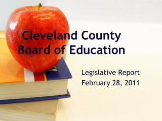 Cleveland County  Board of Education