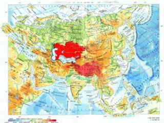General information on Project proposals received from Central Asia countries (required funds)