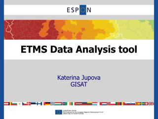 ETMS Data Analysis tool