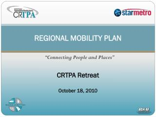 REGIONAL MOBILITY PLAN
