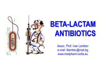 Assoc. Prof. Ivan Lambev e-mail: itlambevmail.bg medpharm-sofia.eu