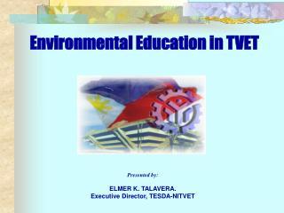 Environmental Education in TVET