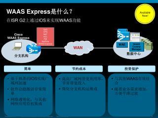 WAAS Express 是什么?