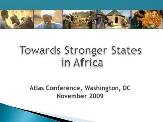 Atlas Conference, Washington, DC November 2009
