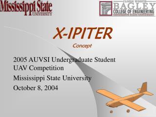 X-IPITER Concept