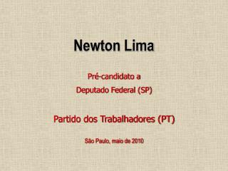 Newton Lima