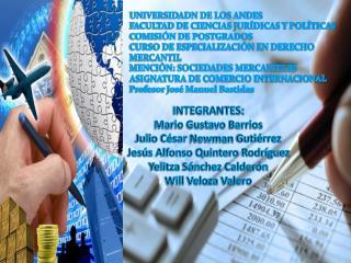 UNIVERSIDADN DE LOS ANDES FACULTAD DE CIENCIAS JURÍDICAS Y POLÍTICAS COMISIÓN DE POSTGRADOS
