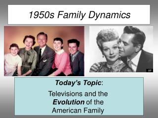 1950s Family Dynamics