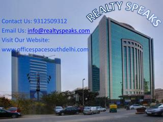 Business Space Available For All Major Localities of South D