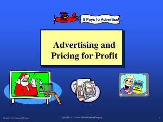 Advertising and Pricing for Profit