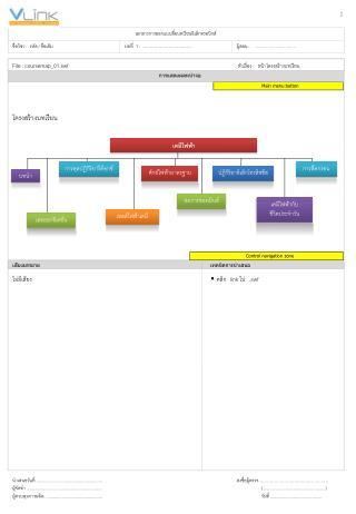 หัวเรื่อง :   หน้าโครงสร้างบทเรียน