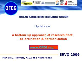 OCEAN FACILITIES EXCHANGE GROUP
