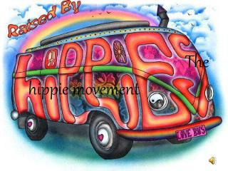 The hippie movement