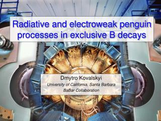 Radiative and electroweak penguin processes in exclusive B decays