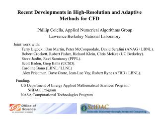 Recent Developments in High-Resolution and Adaptive Methods for CFD