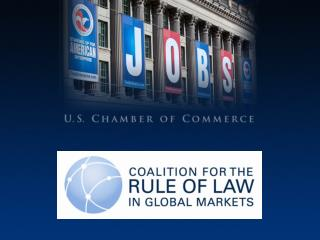 Why a Rule of Law Coalition for Business?