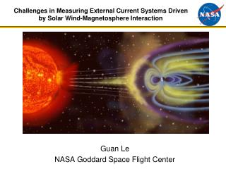 Guan Le NASA Goddard Space Flight Center