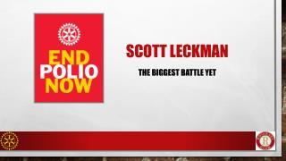 Scott  Leckman