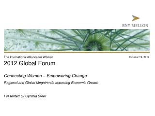 2012 Global Forum