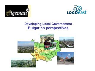 Developing Local Governement Bulgarian perspectives