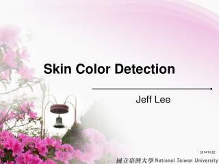 Skin Color Detection