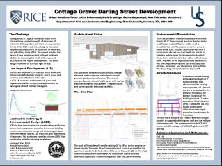 Cottage Grove: Darling Street Development