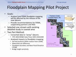 Floodplain Mapping Pilot Project