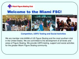 Welcome to the Miami FSC!