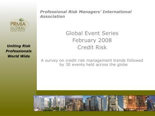 Professional Risk Managers  International Association