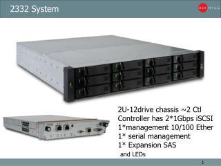 2332 System