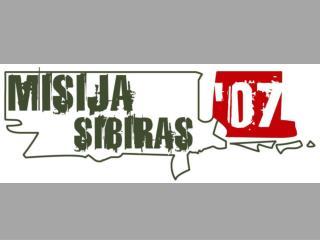 Misija Sibiras 0 7