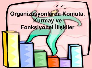 Organizasyonlarda Komuta, Kurmay ve Fonksiyonel İlişkiler