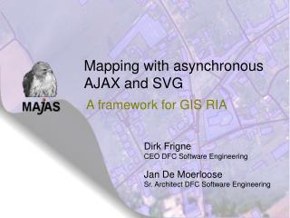 Mapping with asynchronous AJAX and SVG