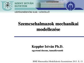 Szemcsehalmazok mechanikai modellezése
