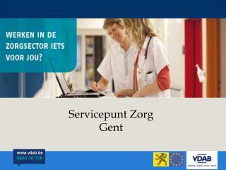 Servicepunt Zorg Gent